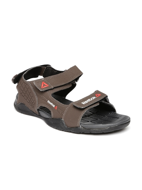 Reebok Men Brown Adventure Supreme Sports Sandals