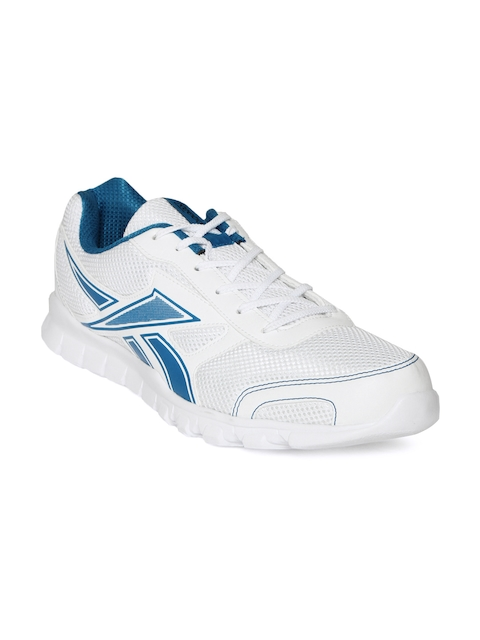 Reebok Men White Transit Runner 2.0 Running Shoes  available at myntra for Rs.809
