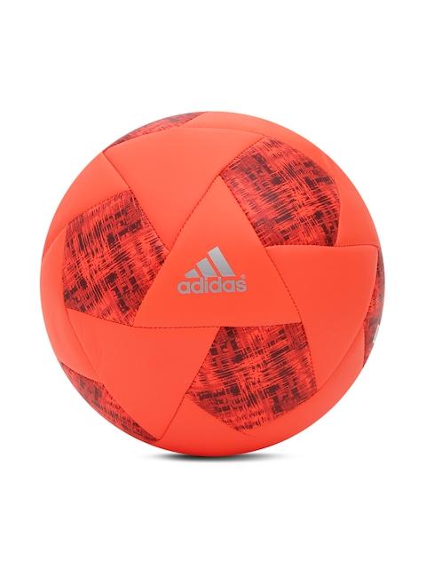 Adidas Men Orange X Glider Printed Football