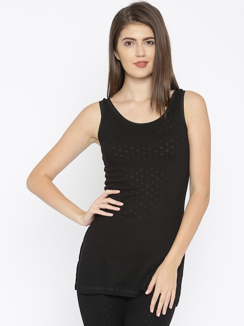 Kanvin Black Thermal Top
