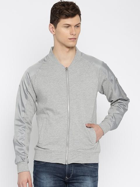 Flying Machine Grey Sweatshirt