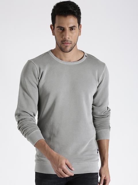 Replay Grey Sweatshirt