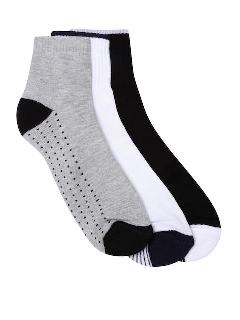 Roadster Men Pack of 3 Patterned Socks
