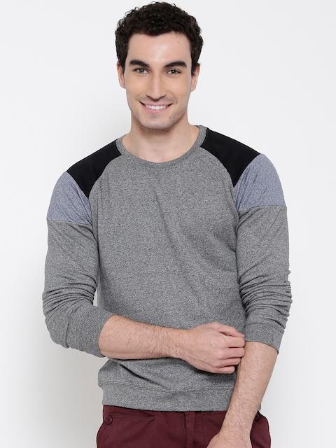 United Colors of Benetton Grey Sweatshirt