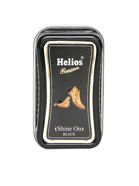 Helios Black Shoes & Accessories Shiner