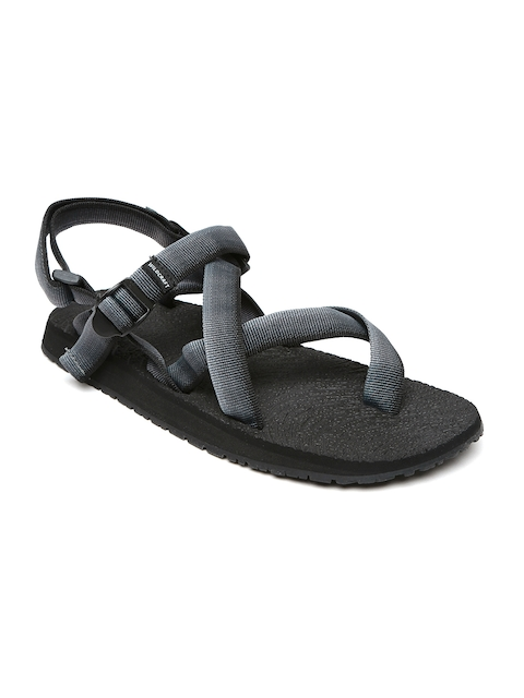 Wildcraft Men Grey Gladiator 11 Sports Sandals