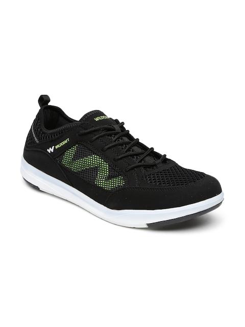 Wildcraft Men Black Trail Skate Shoes