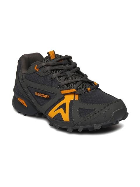 Wildcraft Men Grey Running Shoes