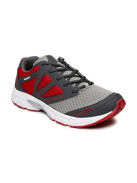 Wildcraft Men Grey & Red Hamilton Training Shoes