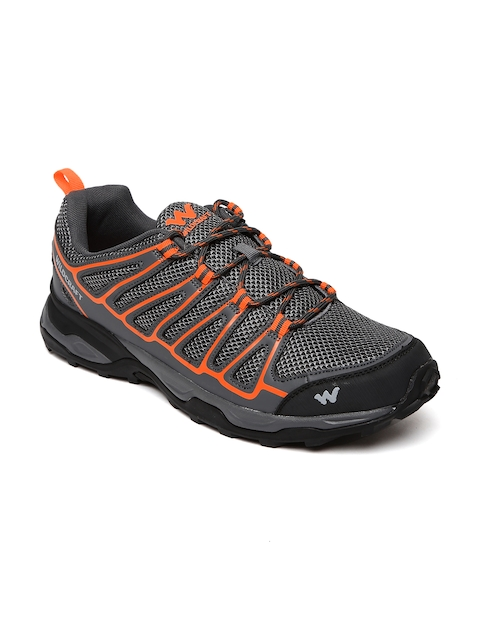 Wildcraft Men Grey Keir Grey 11 M Trekking Shoes