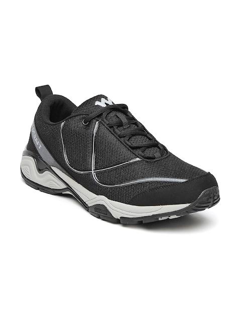 Wildcraft Men Black Trail Run Shoes