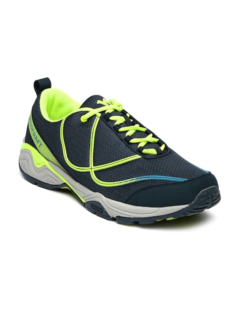 Wildcraft Men Navy Trail Run 001 Running Shoes