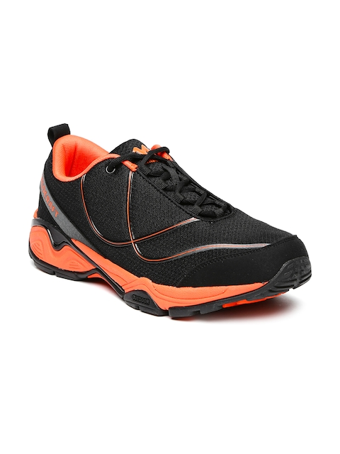 Wildcraft Men Black Trail Run 001 Running Shoes