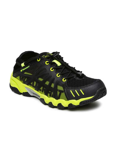 Wildcraft Men Black Water Shoe 1 Outdoor Shoes