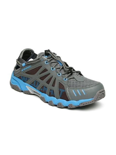 Wildcraft Men Grey Water Shoe 1 Castle Roc 11 Outdoor Shoes