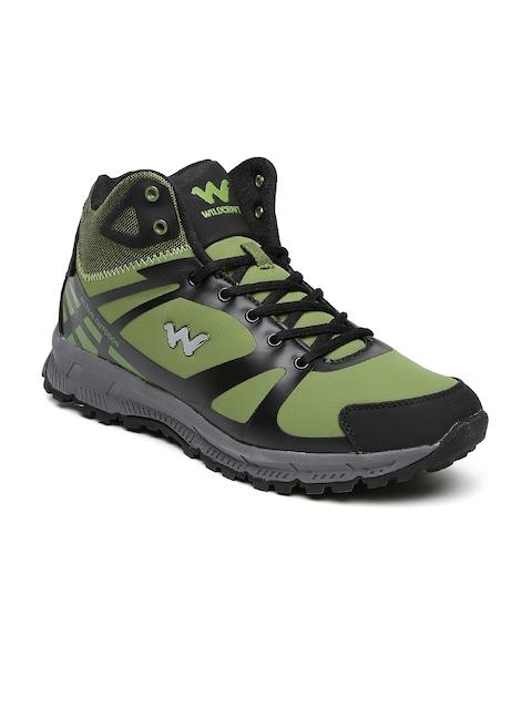 Wildcraft Men Green Oro Active Outdoor Shoes