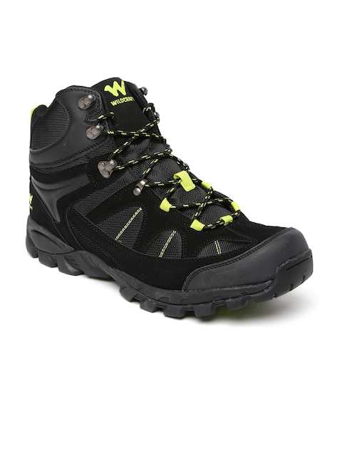 Wildcraft Men Black Punka Black 11 M Training Shoes