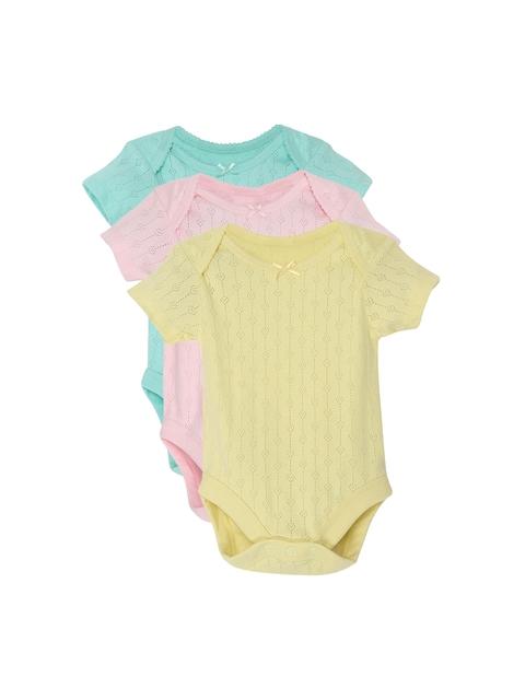FS Mini Klub Girls Pack of 3 Bodysuits
