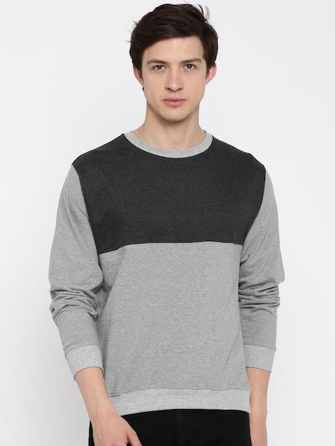 American Crew Grey Sweatshirt