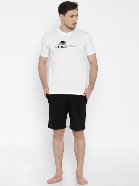 John Players White & Black Clothing Set