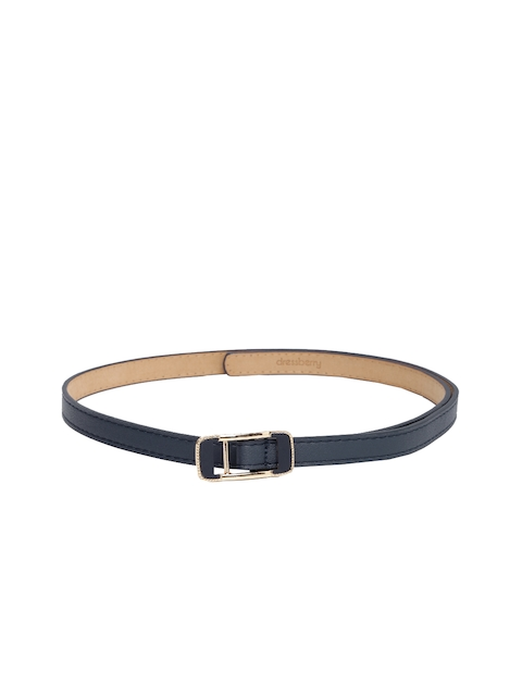 DressBerry Women Navy Belt