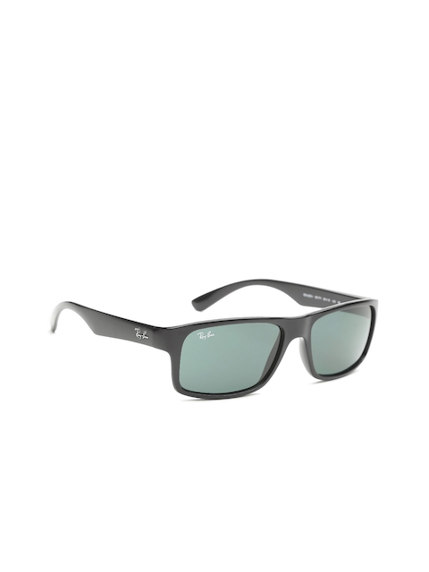 Ray-Ban Unisex Rectangle Sunglasses 0RB4205I601/7156-601/71