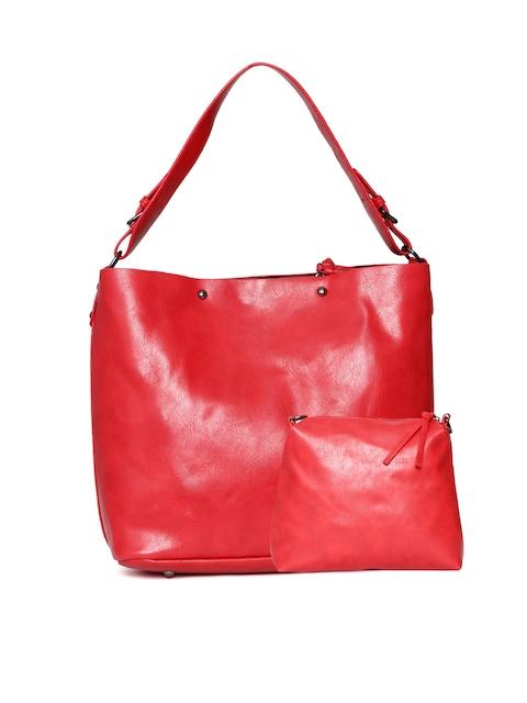DressBerry Red Shoulder Bag