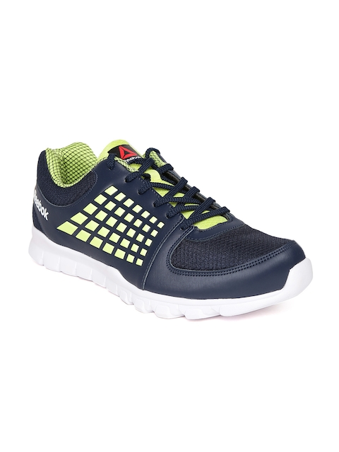 Reebok Men Navy Electrify Speed Running Shoes