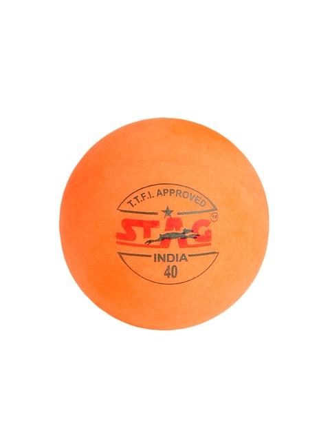 Stag Pack of 30 Orange One Star TT Balls
