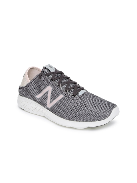 New Balance Women Taupe WCOASGP2 Running Shoes