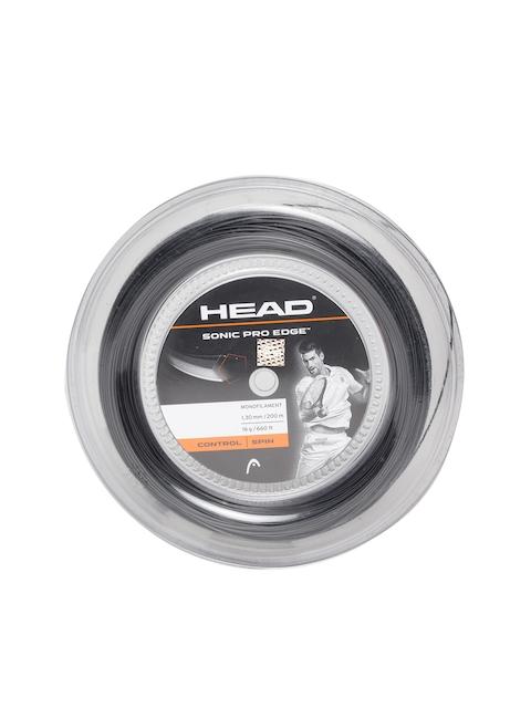 Head Black Sonic Pro Edge Tennis Racquet String Reel