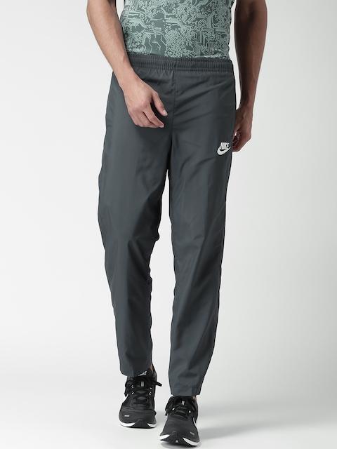 Nike Grey AS NSW OH Woven Season Track Pants