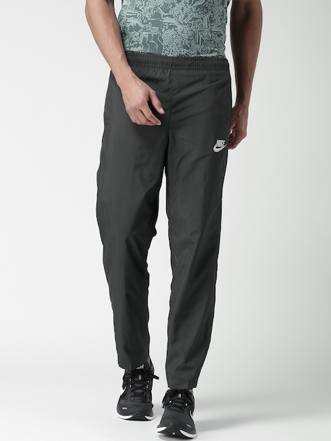 Nike Grey AS NSW OH Woven Season Track Pants