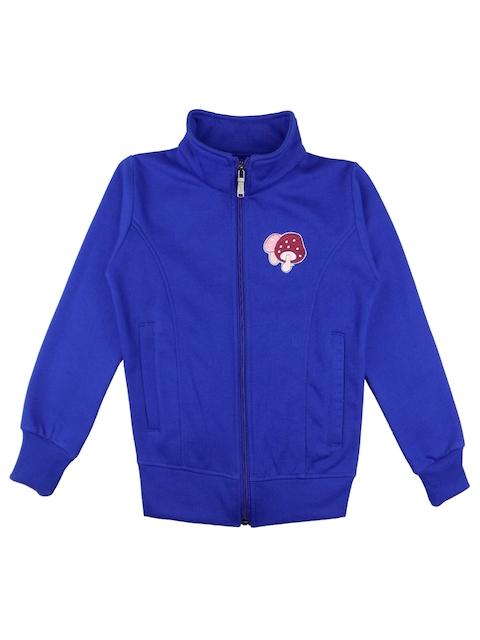 SWEET ANGEL Kids Blue Fleece Sweatshirt