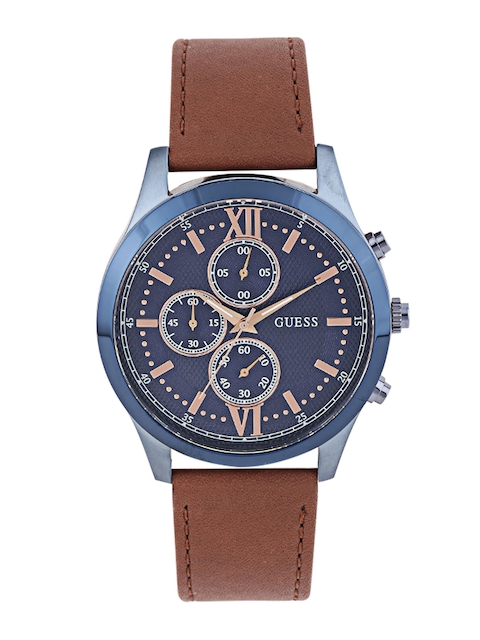 Guess W0876G3 Blue Dial Analog Men's Watch (W0876G3)