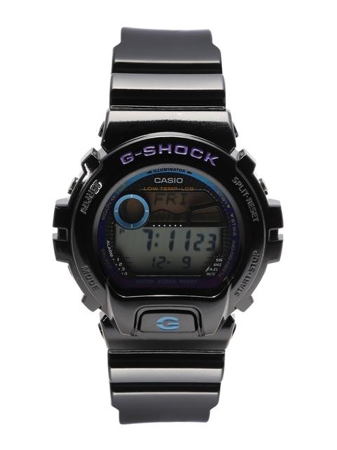 Casio G Shock Digital Multi Colour Dial Men's Watch, GLX-6900-1DR (G286)