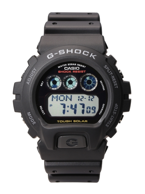 Casio G-Shock G618 Black Chronograph Digital Men's Watch