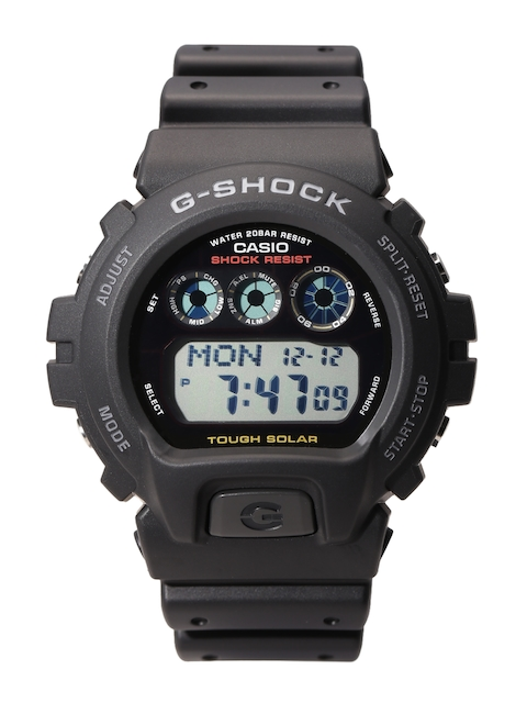 Casio G-Shock G618 Black Chronograph Digital Men's Watch (G618)
