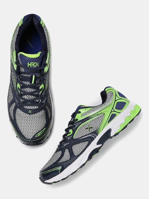 HRX by Hrithik Roshan Men Navy Blue Flex Street Running Shoes