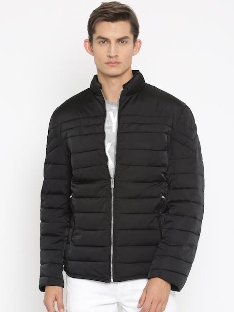 Four One Oh Black Padded Jacket