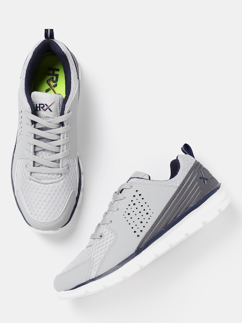 HRX by Hrithik Roshan Men Grey Sports Shoes