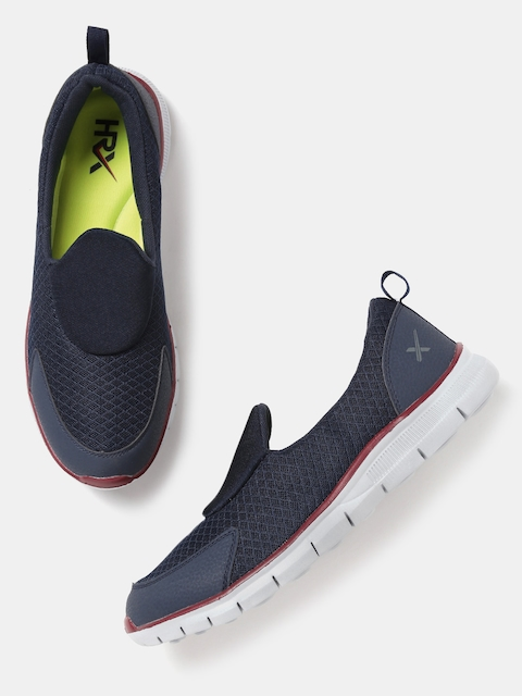 HRX by Hrithik Roshan Men Navy Sports Shoes