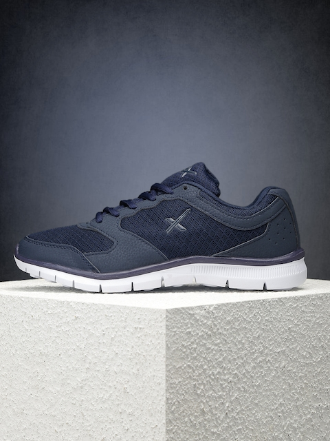 HRX by Hrithik Roshan Men Soft walk Series Navy Walking Shoes