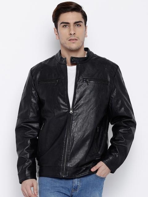 Monte Carlo Black Biker Jacket