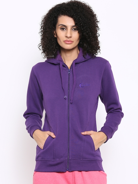 SDL by Sweetdreams Purple Hooded Sweatshirt