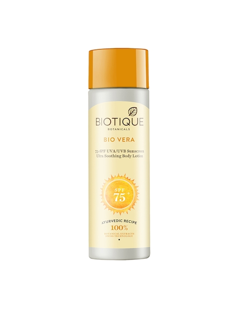 Biotique Bio Vera 75+ SPF Sunscreen
