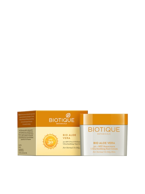 Biotique Bio Aloe Vera 30+ SPF Sunscreen