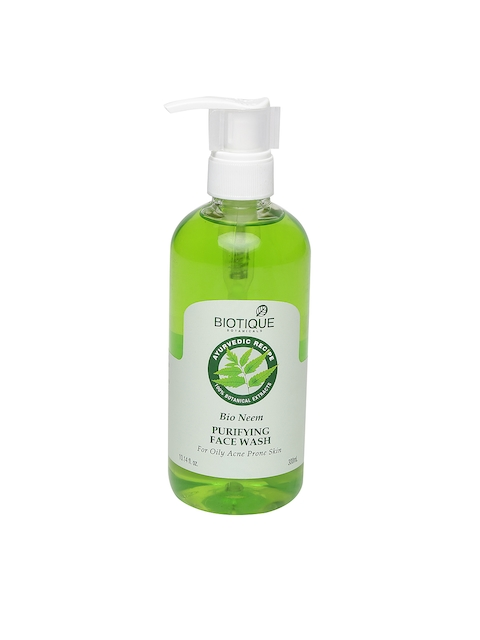 Biotique Bio Neem Purifying Face Wash, 300ml