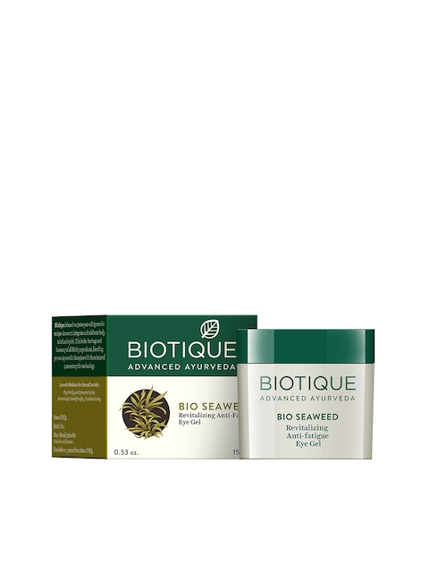 Biotique Bio Seaweed Revitalizing Anti Fatigue Eye Gel 15 GM