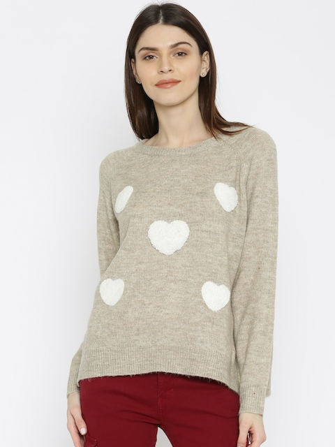 ONLY Beige Sweater